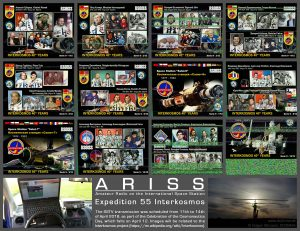 ARISS SSTV all received Pictures